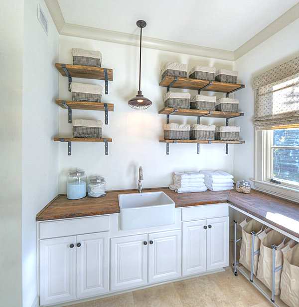 Open-shelving-in-an-organized-laundry-room