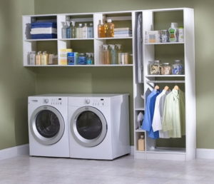 Laundry Room Storage Ideas